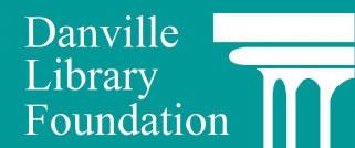 logo for Danville Library Foundation