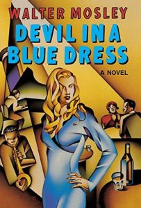 bok cover: Devil in a Blue Dress by Walter Mosley