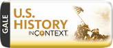 U.S. History in Context logo