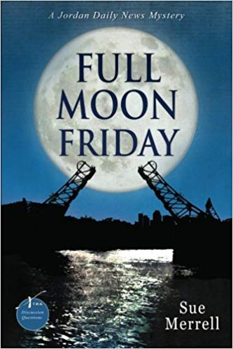 book cover: Full Moon Friday by Sue Merrell