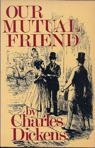 book cover: Our Mutual Friend by Charles Dickens