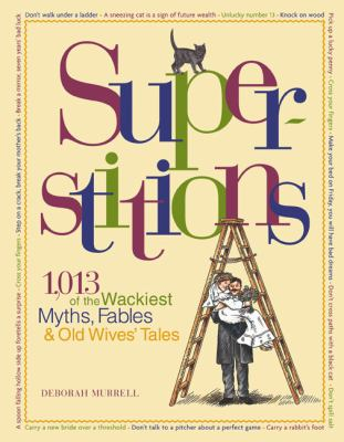 book cover: Superstitions by Deborah Murrell