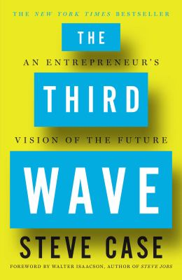 book cover: The Third Wave by Steve Case