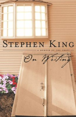 book cover: On Writing by Stephen King