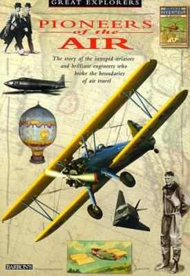 Pioneers of the Air by Molly Burkett