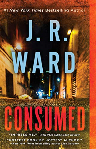 book cover: Consumed by JR Ward