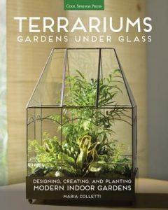 book cover: Terrariums by Maria Colletti