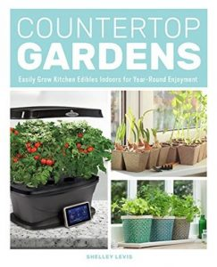 book cover: Countertop Gardens by Shelley Levis
