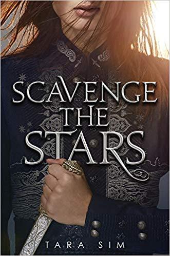 book cover: Scavenge the Stars by Tara Sim