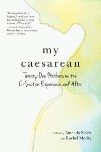 book cover: My Caesarean