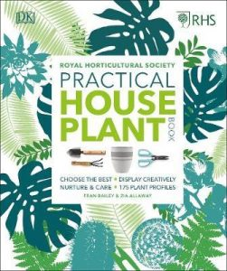 book cvoer: Practical Houseplant Book by Bailey & Allaway