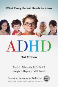 book cover: ADHD by Wolraich and Hagan
