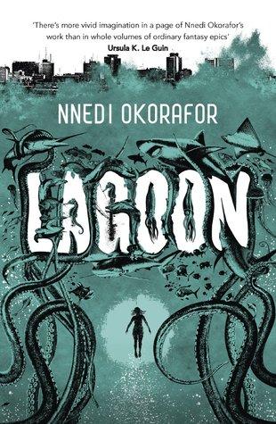 book cvoer: Lagoon by Nnedi Okorafor