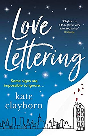 book cover: Love Lettering by Kate Clayborn