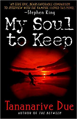 book cover: My Soul to Keep by Tananarive Due