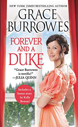 book cover: Forever and a Duke by Grace BUrrows