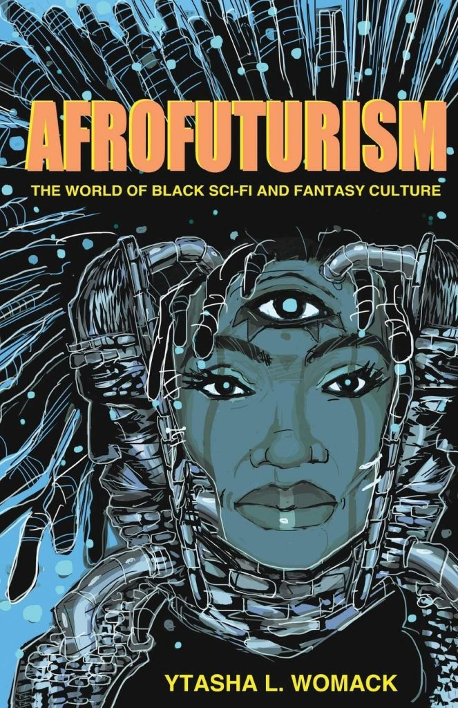 book cover: Afrofuturism by Ytasha L. Womack