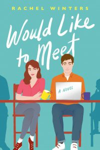 book cover: Would Like to Meet by Rachel Winters