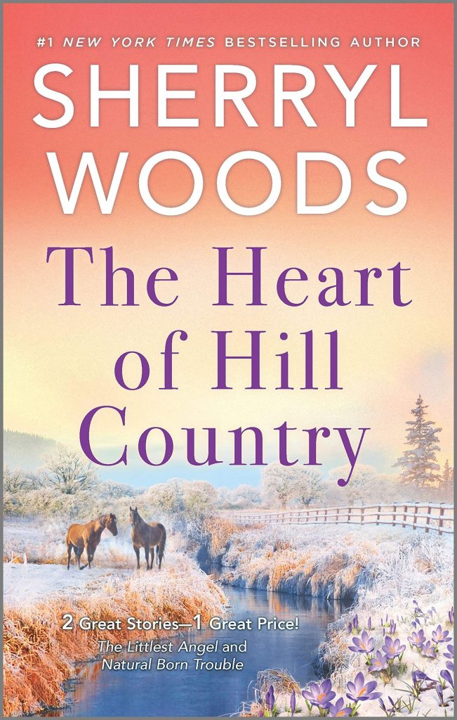 book cover: The HEart of Hill Country by Sherryl Woods