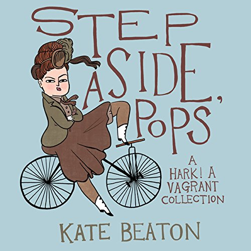 book cover: Step Aside, Pops by Kate Beaton