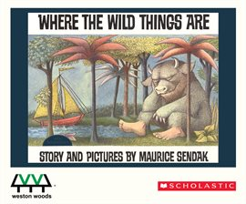 book cover: Where the Wild Things Are by Maurice Sendak