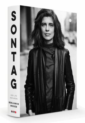 book cover: Sontag by Benjamin Moser