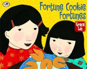 book cover: Fortune Cookie Fortune by Grace Lin