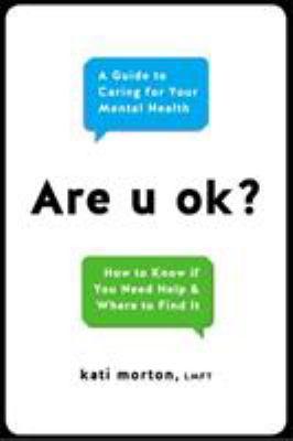 book cover: Are U Ok? by Kati Morton