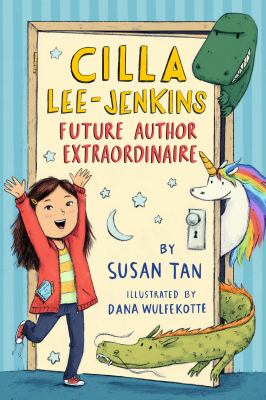 book cover: Cilla Lee-Jenkins by Susan Tan