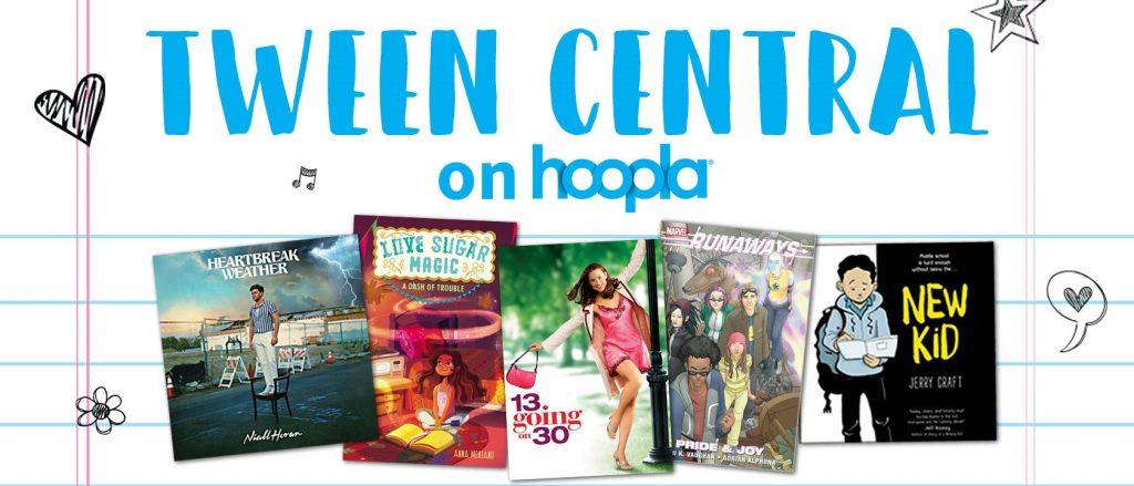 hoopla - tween central