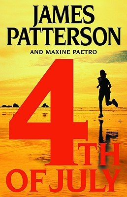 book cover: 4th of July by Patterson and Paetro