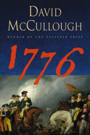 book cover: 1776 by David McCullough