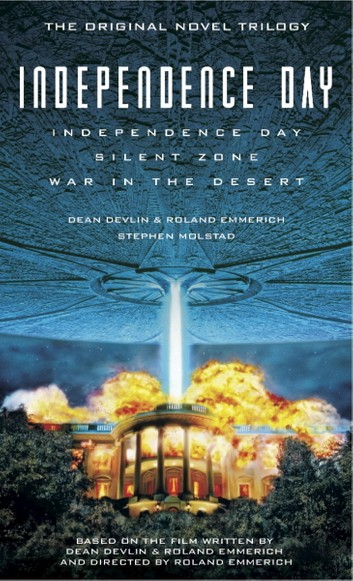 book cover: The Complete Independence Day Trilogy