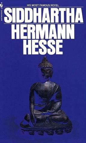 book cover: Siddhartha by Herman Hesse