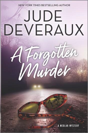 book cover: A Forgotten Murder by Jude Deveraux