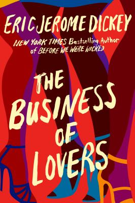 book cover: The Business of Lovers by Eric Jerome Dickey