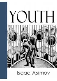book cover: Youth by Isaac Asimov