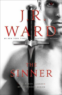 book cover: The Sinner by J.R. Ward