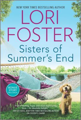 book cover: sisters of Summer's End by Lori Foster