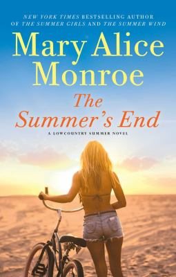 book cover: The Summer's end by Mary Alice Monroe