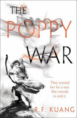 book cover: The Poppy War by R.F. Kuang