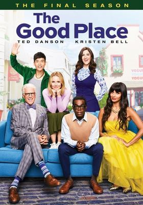 DVD cover: The Good Place, Final Season