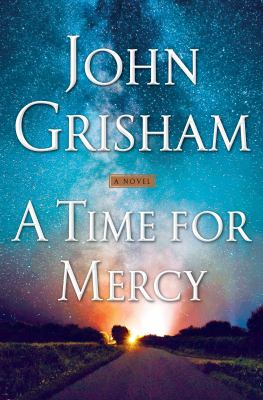 book cover: A Time for Mercy by John Grisham