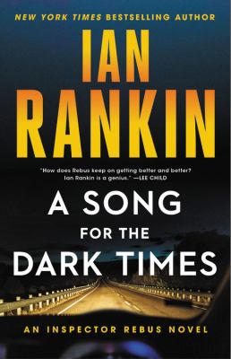 book cover: A Song for the Dark Times by Ian Rankin