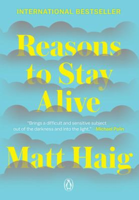 book cover: Reasons to Stay Alive by Matt Haig