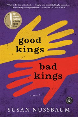 book cover: Good KIngs Bad Kings by Susan Nussbaum