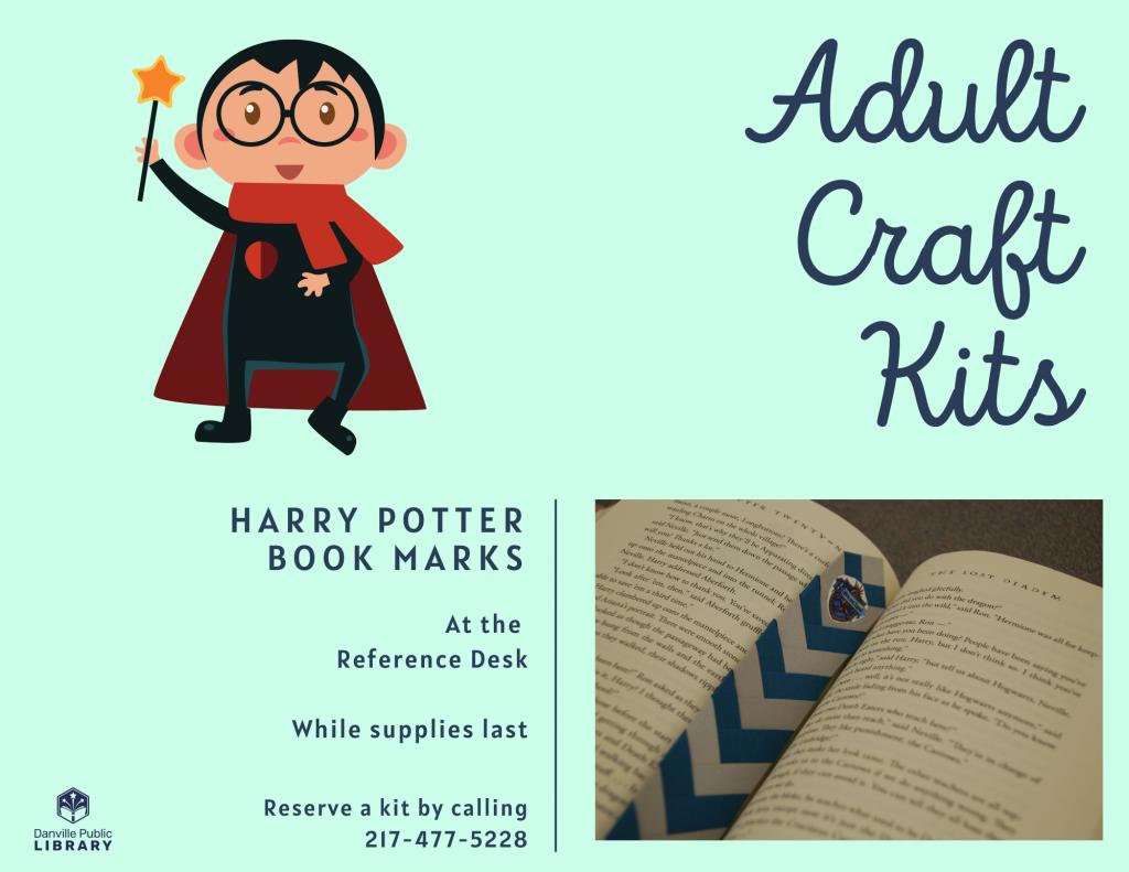 Adult Craft Kit HP
