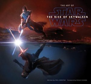 book cover: The Art of Star Wars by Phil Szostak