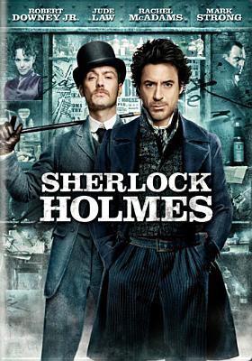 dvd cover: Sherlock Holmes 2009