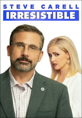 dvd cover: Irresistible (2020)